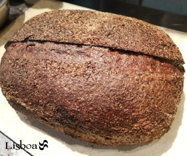 Lisboa天然酵母の手作りポルトガルパン